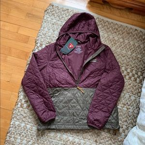 Mens size large LLBean jacket NWT